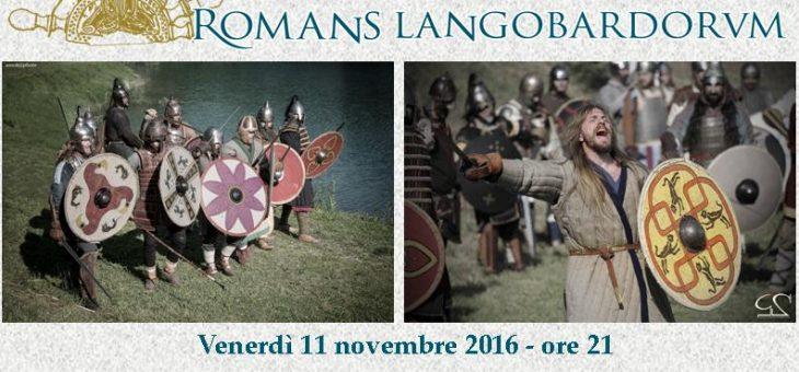 """Serata di premiazione dell'ex-tempore fotografica """"Romans Langobardorum 2016: scorci dal passato"""""""